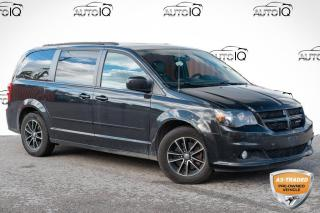 Used 2015 Dodge Grand Caravan R/T ABSOLUTELY LOADED WITH ALL THE OPTIONS!!! for sale in Barrie, ON