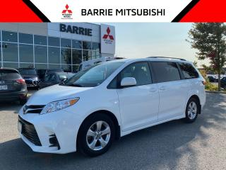 Used 2018 Toyota Sienna LE for sale in Barrie, ON