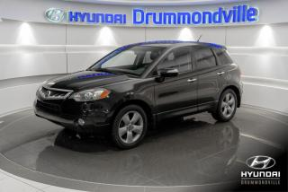 Used 2009 Acura RDX SH-AWD TURBO + TOIT + CUIR + MAGS + WOW for sale in Drummondville, QC