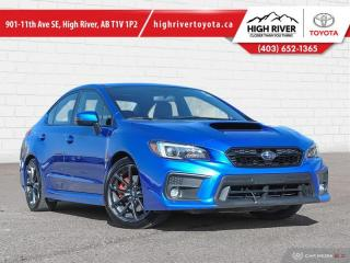 Used 2018 Subaru WRX Sport-Tech  - Navigation -  Sunroof for sale in High River, AB