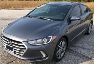 Used 2017 Hyundai Elantra GLS for sale in Windsor, ON