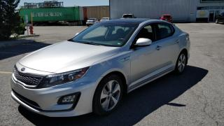 Used 2014 Kia Optima EX Hybrid for sale in Ottawa, ON