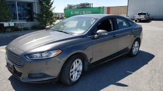 Used 2015 Ford Fusion SE for sale in Ottawa, ON