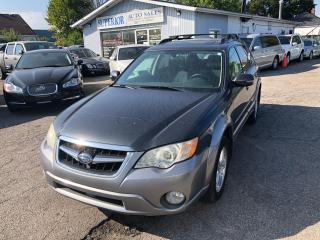 Used 2009 Subaru Outback 2.5i for sale in St Catharines, ON