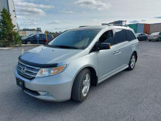 Used 2011 Honda Odyssey Touring Elite for sale in Ottawa, ON