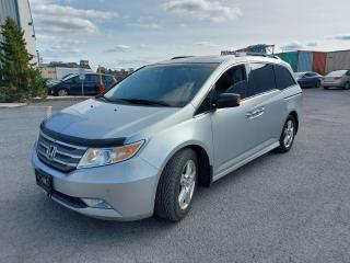 Used 2011 Honda Odyssey Touring Elite for sale in Ottawa, ON