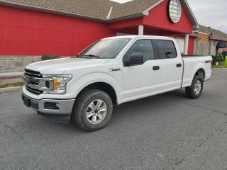 Used 2018 Ford F-150 XLT for sale in Cornwall, ON