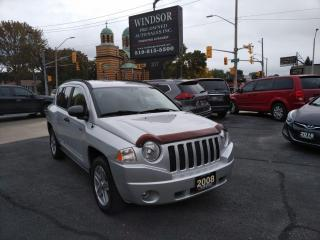 Used 2008 Jeep Compass Sport for sale in Windsor, ON