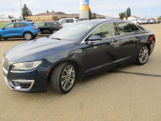 Used 2017 Lincoln MKZ Reserve for sale in Wetaskiwin, AB