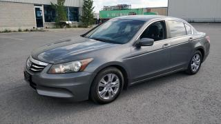 Used 2012 Honda Accord SE for sale in Ottawa, ON