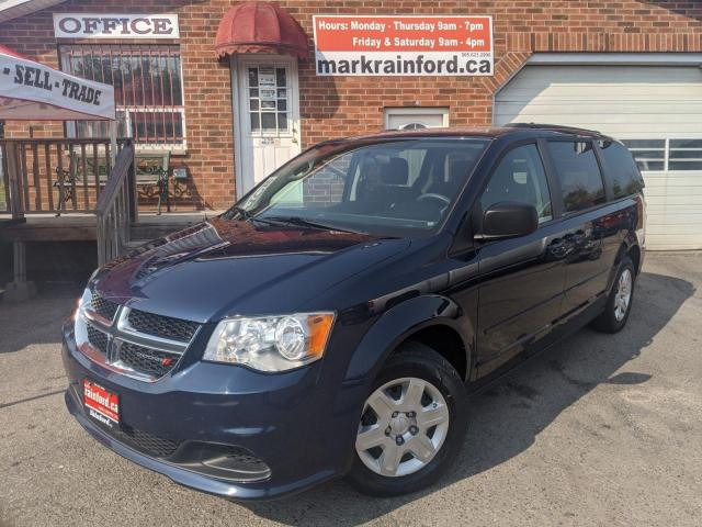 2012 Dodge Grand Caravan SXT Full Stow'n'Go