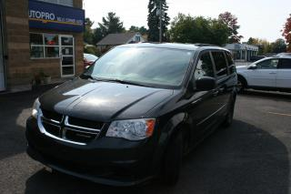 Used 2011 Dodge Grand Caravan SXT for sale in Nepean, ON