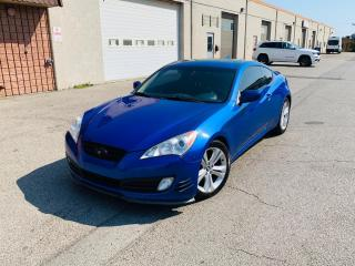 Used 2010 Hyundai Genesis Coupe PREMIUM | AUTO | CERTIFIED | NAVIGATION for sale in Burlington, ON