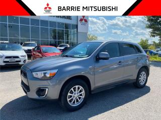 Used 2013 Mitsubishi RVR SE for sale in Barrie, ON
