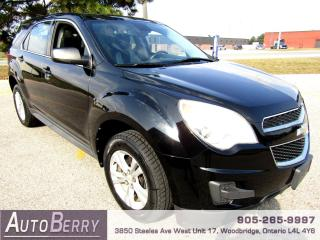 Used 2012 Chevrolet Equinox LS - FWD - 2.4L for sale in Woodbridge, ON