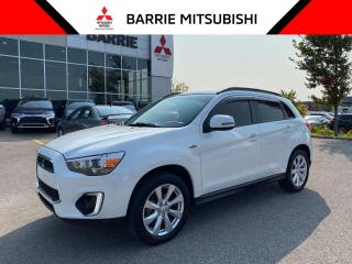 Used 2015 Mitsubishi RVR GT for sale in Barrie, ON