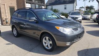 Used 2012 Hyundai Veracruz Limited w/Nav for sale in Etobicoke, ON