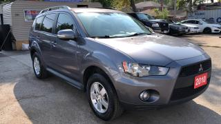 Used 2010 Mitsubishi Outlander LS for sale in Toronto, ON