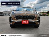 2020 Kia Sportage EX Tech