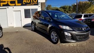 Used 2011 Mazda CX-7 GS for sale in Edmonton, AB