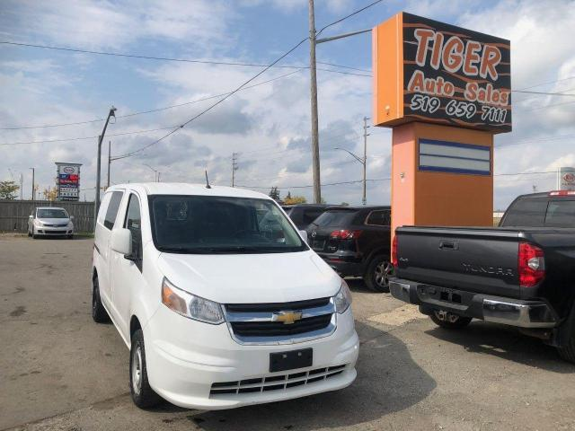 2018 Chevrolet City Express LS**ONLY 67KMS**CAM**AUTO**4 CYLINDER**CERT