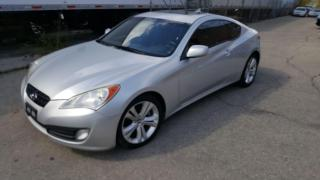 Used 2010 Hyundai Genesis Coupe CLOTH for sale in Etobicoke, ON