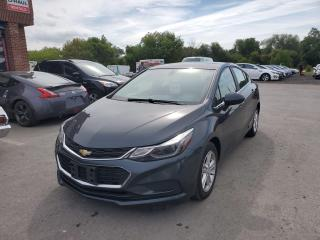 Used 2017 Chevrolet Cruze LT for sale in Concord, ON