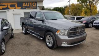 Used 2011 RAM 1500 SPORT for sale in Edmonton, AB