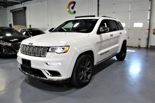 Used 2019 Jeep Grand Cherokee Summit for sale in North York, ON