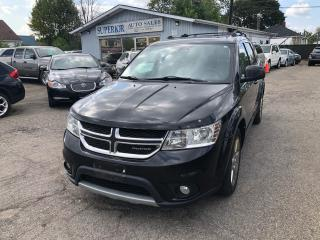 Used 2012 Dodge Journey SXT for sale in St Catharines, ON