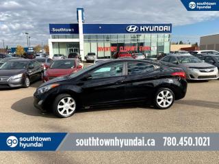 Used 2011 Hyundai Elantra LIMITED/LEATHER/BACK UP CAMERA/SUNROOF for sale in Edmonton, AB