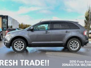 Used 2010 Ford Edge SEL 4dr FWD Sport Utility Vehicle for sale in Red Deer, AB