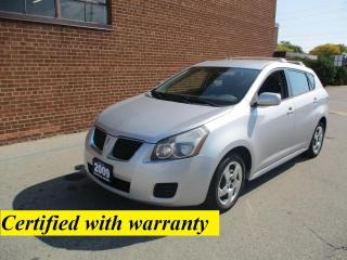 Used 2009 Pontiac Vibe No accidents for sale in Oakville, ON