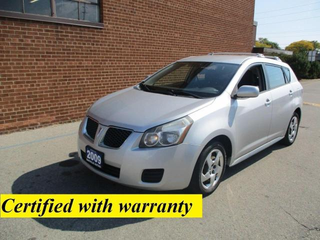 2009 Pontiac Vibe No accidents