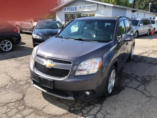 Used 2012 Chevrolet Orlando LTZ for sale in St Catharines, ON