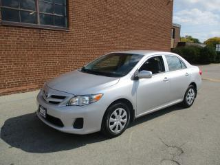 Used 2012 Toyota Corolla CE for sale in Oakville, ON