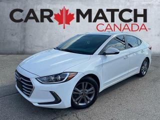 Used 2017 Hyundai Elantra GL / NO ACCIDENT / NAV for sale in Cambridge, ON