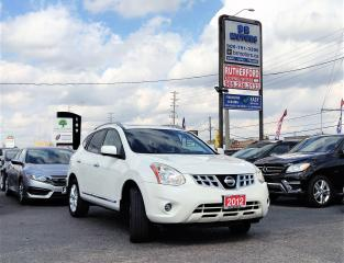 Used 2012 Nissan Rogue s |No accidents |AWD| BOSE Audio| Reverse cam for sale in Brampton, ON