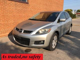 Used 2007 Mazda CX-7 GS / Leather / Sunroof / 202 km for sale in Oakville, ON