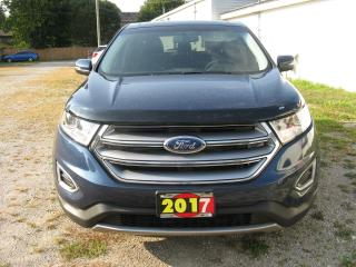 Used 2017 Ford Edge Leather for sale in Ailsa Craig, ON