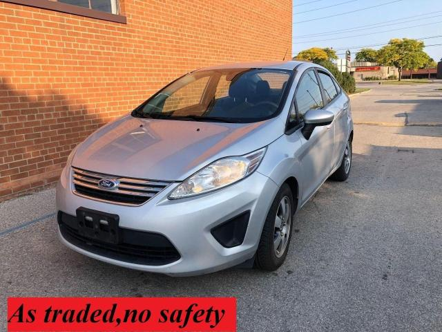 2013 Ford Fiesta SE / Automatic/NO ACCIDENTS