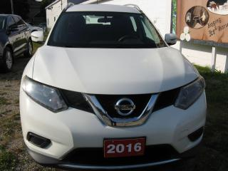 Used 2016 Nissan Rogue CLOTH for sale in Ailsa Craig, ON