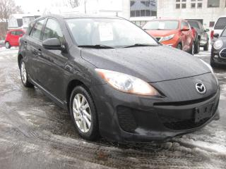 Used 2013 Mazda MAZDA3 GS-SKY Hatchback Auto for sale in Ottawa, ON