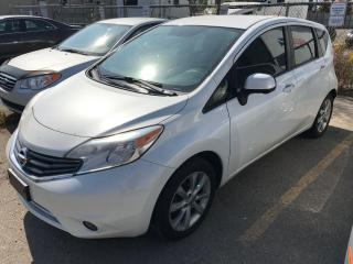 Used 2014 Nissan Versa Note S for sale in Mississauga, ON