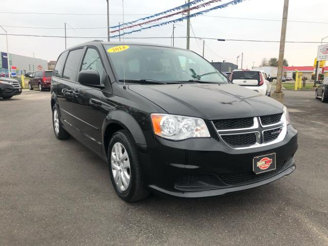 2014 Dodge Grand Caravan SXT*A/C*CRUISE CONTROL*LOW KMS*
