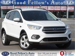Used 2018 Ford Escape SE MODEL, 1.5L ECO, POWER SEATS, REARVIEW CAMERA for sale in Toronto, ON
