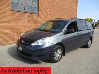 Used 2008 Toyota Sienna CE for sale in Oakville, ON
