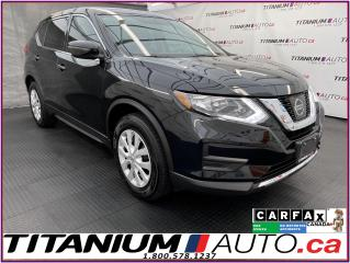 Used 2017 Nissan Rogue FEB Safety Shield+Camera+Blind Spot+Emergency Brak for sale in London, ON