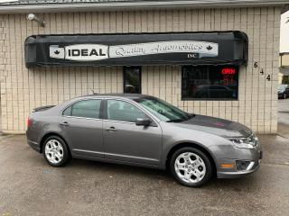 Used 2010 Ford Fusion SEL for sale in Mount Brydges, ON