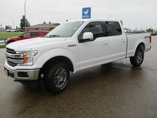 New 2020 Ford F-150 Lariat for sale in Wetaskiwin, AB